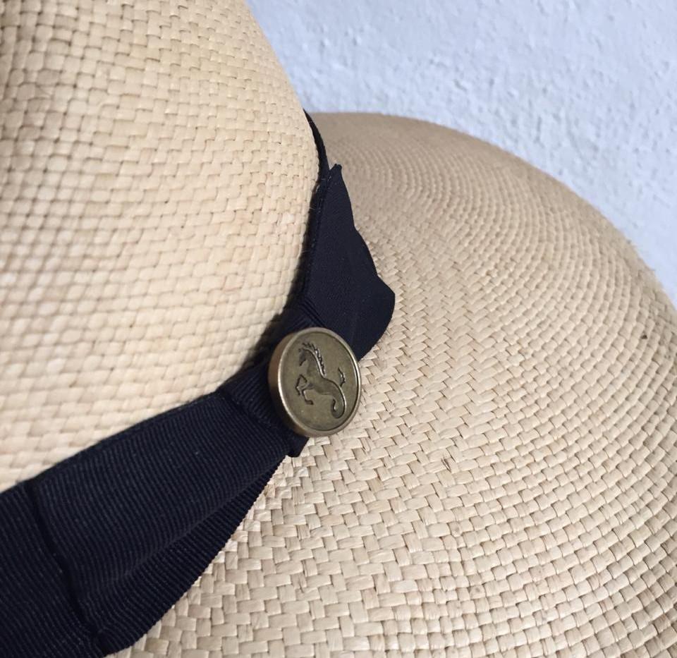 Logos y placas sombrero