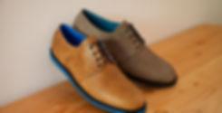 Cuerina de zapatos