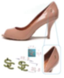 logo zapato