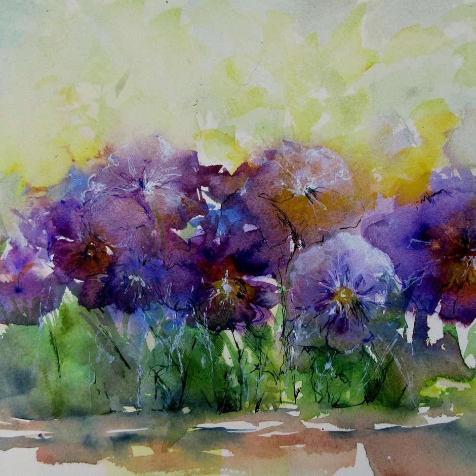 Violas, Claire Bartlett