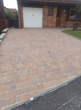driveway cleaning Earlsferry