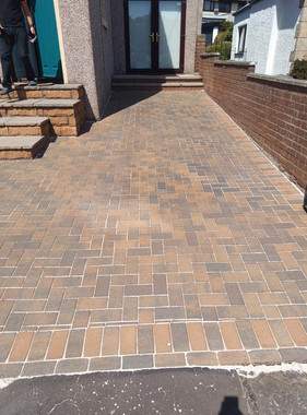 Driveway cleaning Ballingry