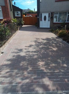Driveway cleaning Kennoway