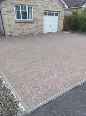 Driveway cleaning Kelty