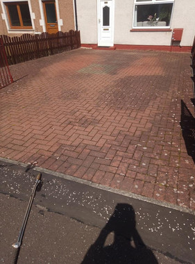Driveway cleaning Inerkeithing
