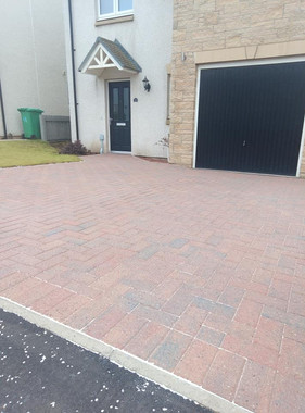 Driveway cleaning Falkland