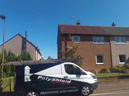 roof coated dunfermline