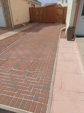 driveway cleaned ballingry