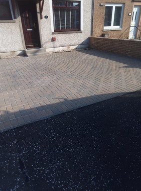 driveway cleaned Dunfermline,