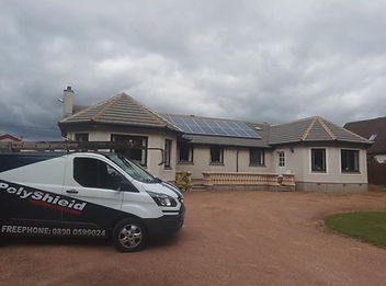 roof clean Fife