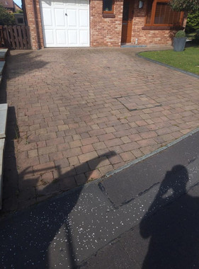driveway cleaning pittenweem