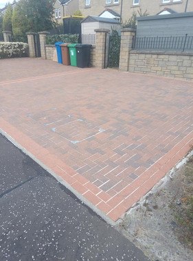 Driveway cleaning Glenrothes