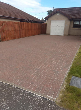 Driveway cleaning Leuchars