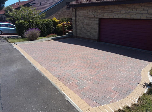 Driveway cleaning Valleyfield