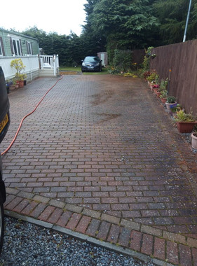 Driveway cleaning Leven