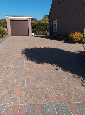 Driveway cleaning Cardenden