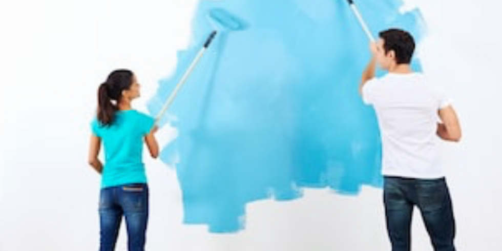 Volunteer Opportunity! Painting at Children's Crisis Treatment Center
