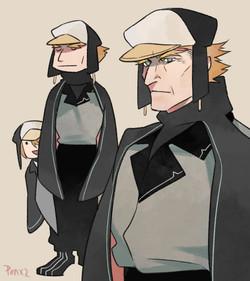 オリジナルキャラクター