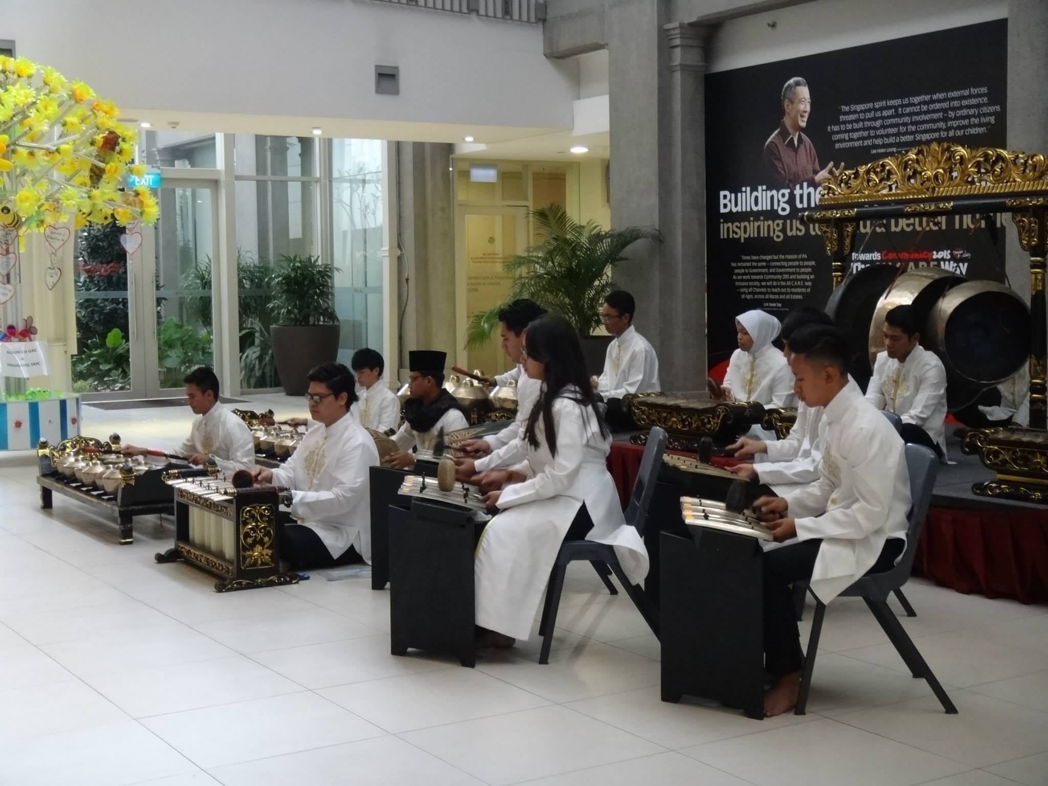 SYMO-MDP Gamelan Showcase 2014
