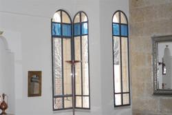 חלונות בלגיים קשתיים