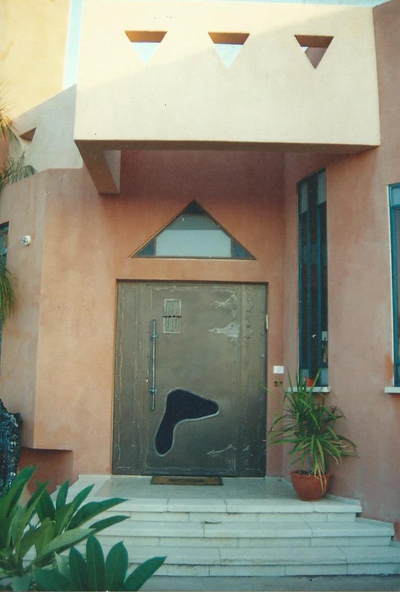 דלת טירה