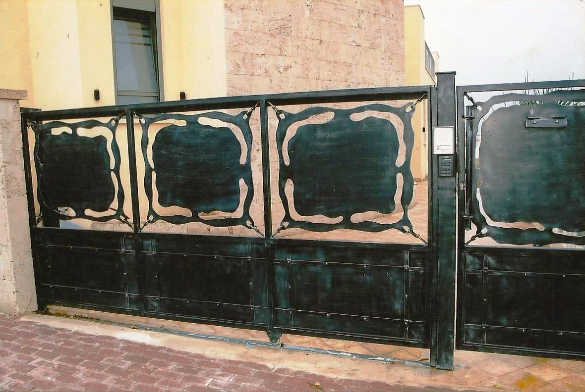 שער כניסה לווילה