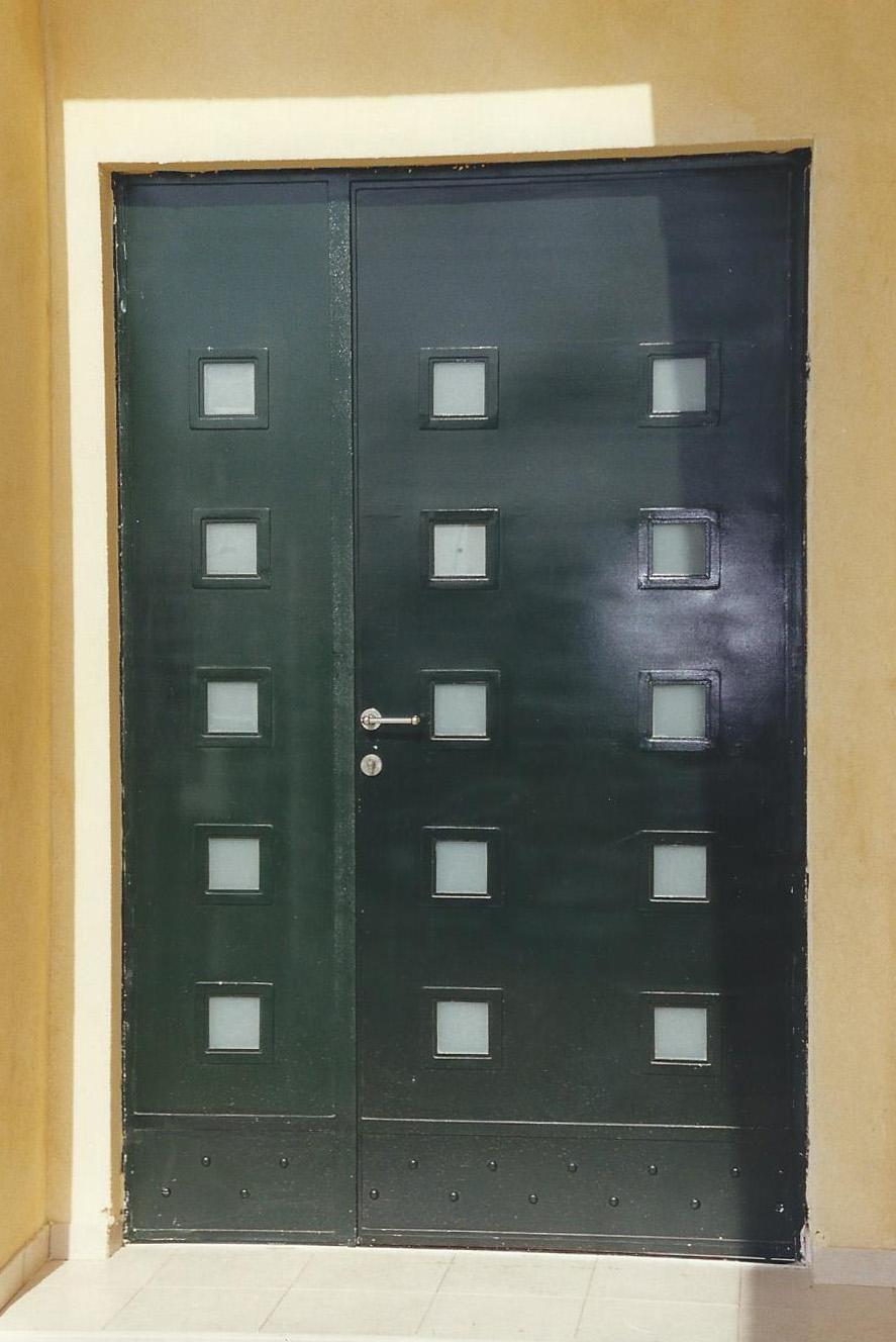 דלת כניסה בלגית