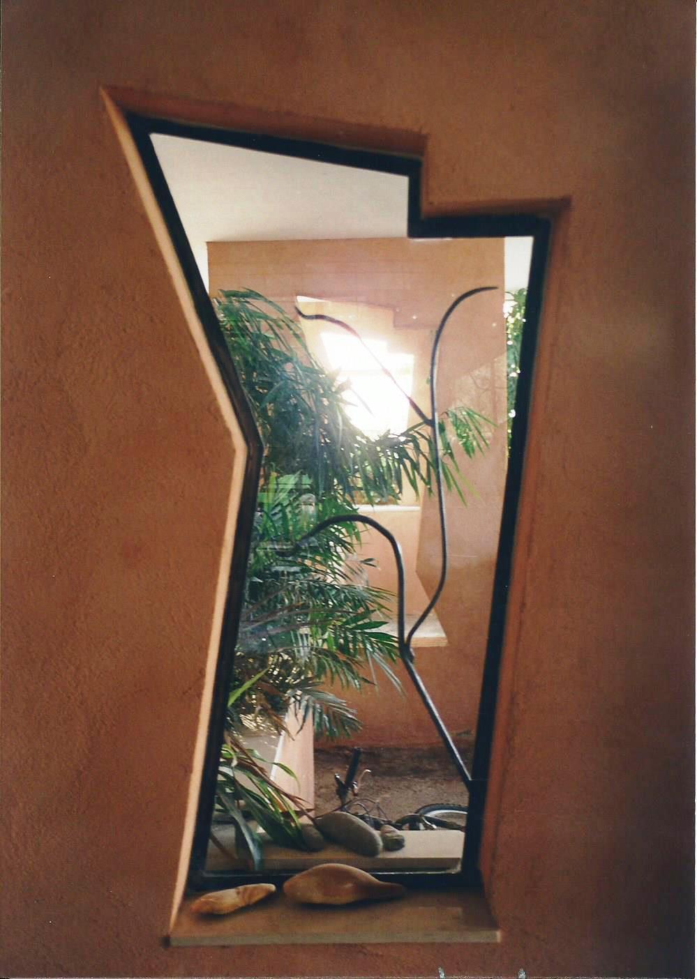 חלון בלגי צורני