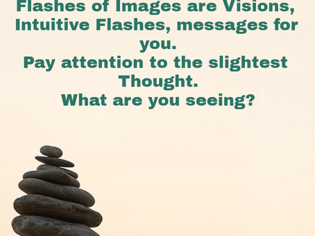 Your Psychic Flashes, Do You Have Them?