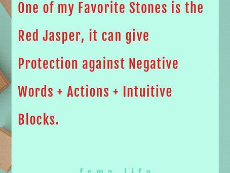 Energy in Stones can Enhance Your Life. Which ones do you have?
