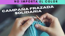 Campaña Frazada Solidaria