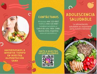 """Campaña de """"Alimentación Saludable"""""""