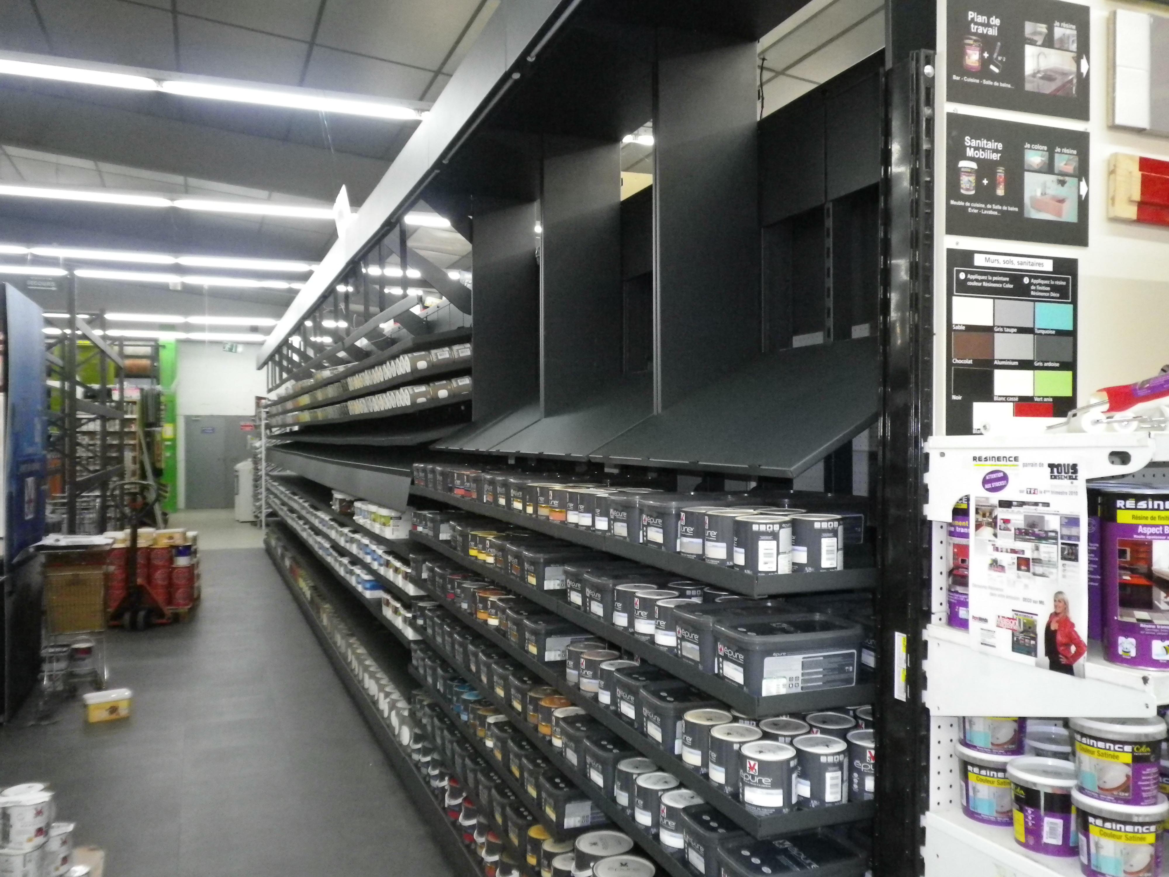 BCM shop installation