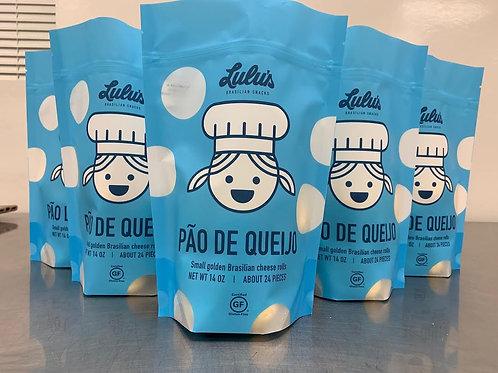 3 Bags of Pão de Queijo