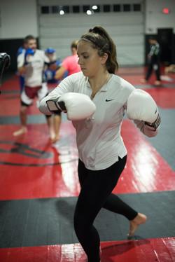 MMA Training for Self Defense