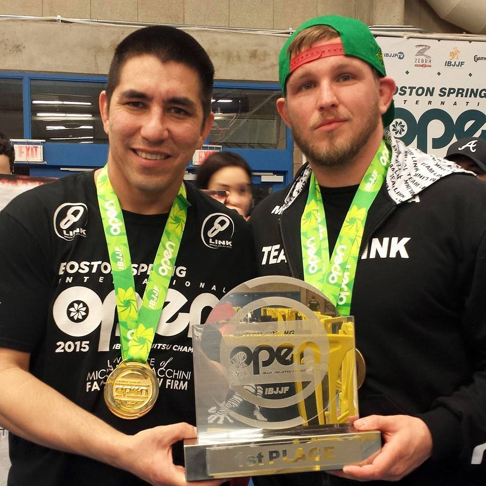 IBJJ Boston Open Team Champions