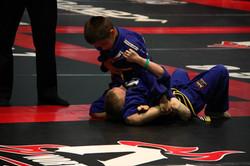 Kids BJJ Training in Massachusetts