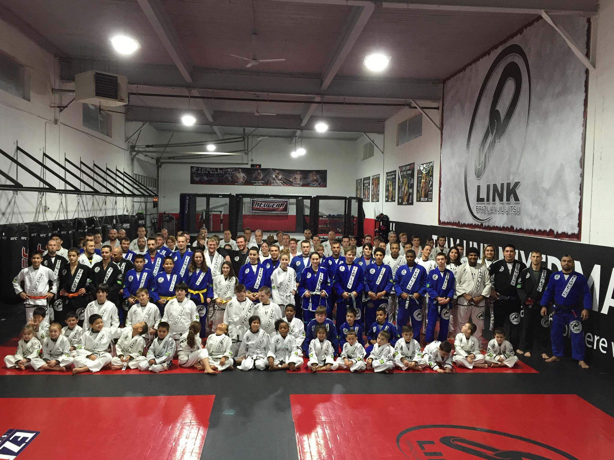 Team Link BJJ Gym Western Mass