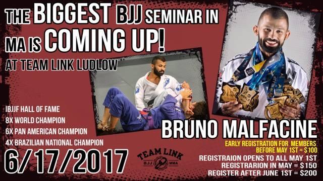 Members only Bruno Malfacine Seminar