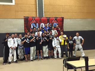 Team Link BJJ Naga Northeast Team Champions!