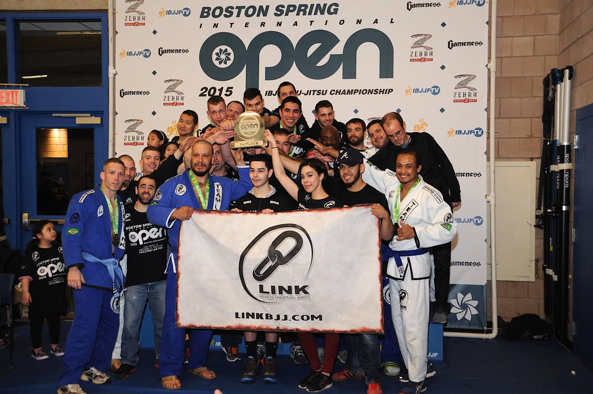BJJ Champions in Massachussetts