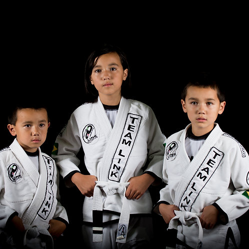 (AFFILIATE) Kids Brazilian Jiu JItsu Team Link Gi