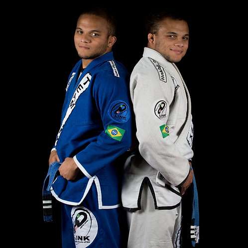 Adult Brazilian Jiu JItsu Team Link Gi