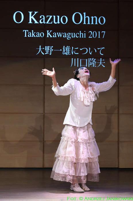 """O Kazuo Ohno"" i ""Chora tancerka"""