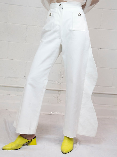 PSYCHEDELLIC WAVE TROUSER