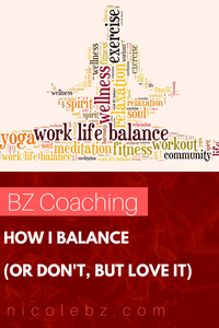 finding balance in business and in life