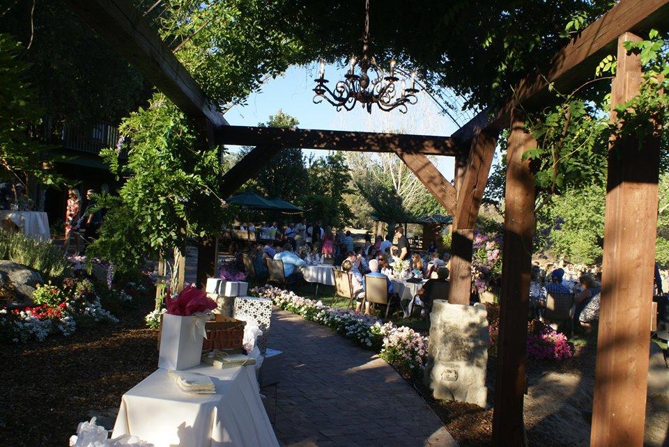 Wedding Granite Gardens