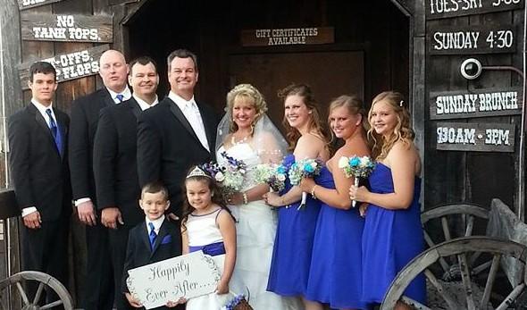 The Strouds Wedding