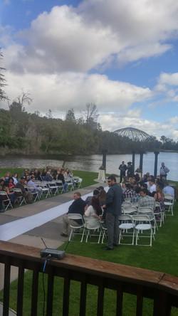 Yosemite Lakes Wedding