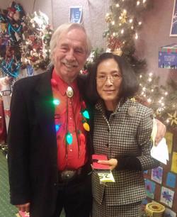 Tom Wheeler & Sun Choe